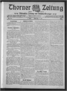 Thorner Zeitung 1913, Nr. 152 1 Blatt
