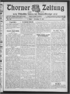 Thorner Zeitung 1913, Nr. 169 1 Blatt