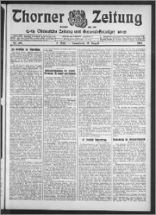 Thorner Zeitung 1913, Nr. 203 2 Blatt