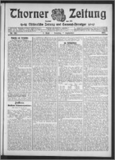 Thorner Zeitung 1913, Nr. 210 2 Blatt