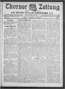 Thorner Zeitung 1913, Nr. 212 1 Blatt