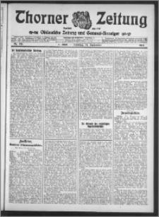 Thorner Zeitung 1913, Nr. 216 2 Blatt
