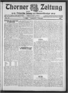 Thorner Zeitung 1913, Nr. 257 2 Blatt