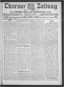 Thorner Zeitung 1913, Nr. 262 2 Blatt