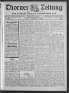 Thorner Zeitung 1913, Nr. 300 3 Blatt