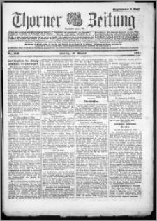 Thorner Zeitung 1921, Nr. 186