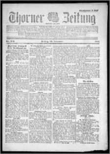 Thorner Zeitung 1921, Nr. 269