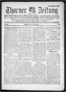 Thorner Zeitung 1921, Nr. 288