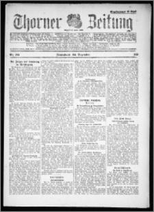 Thorner Zeitung 1921, Nr. 294
