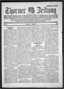 Thorner Zeitung 1922, Nr 40
