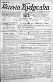 Gazeta Bydgoska 1926.09.23 R.5 nr 219