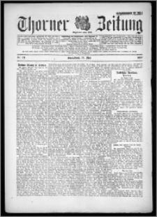 Thorner Zeitung 1922, Nr 121
