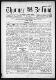 Thorner Zeitung 1922, Nr 158
