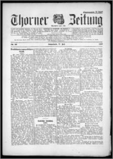 Thorner Zeitung 1922, Nr 166