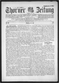 Thorner Zeitung 1922, Nr 168