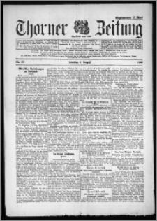 Thorner Zeitung 1922, Nr 179