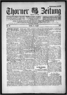 Thorner Zeitung 1922, Nr 194