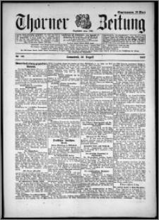 Thorner Zeitung 1922, Nr 195