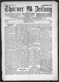 Thorner Zeitung 1922, Nr 209