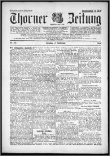 Thorner Zeitung 1922, Nr 214