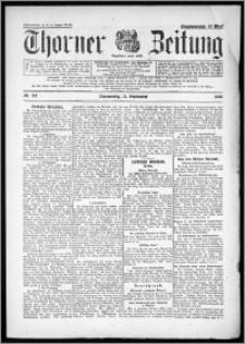 Thorner Zeitung 1922, Nr 217
