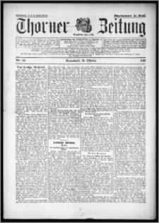 Thorner Zeitung 1922, Nr 243