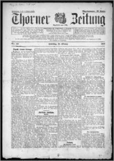 Thorner Zeitung 1922, Nr 250