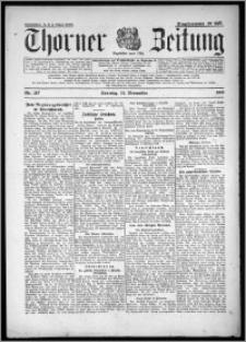 Thorner Zeitung 1922, Nr 267