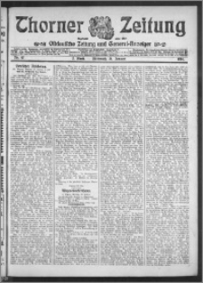 Thorner Zeitung 1914, Nr. 17 2 Blatt