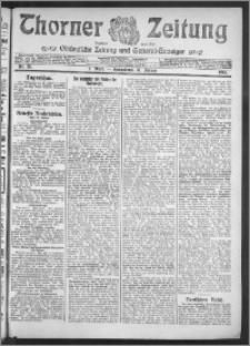 Thorner Zeitung 1914, Nr. 26 1 Blatt