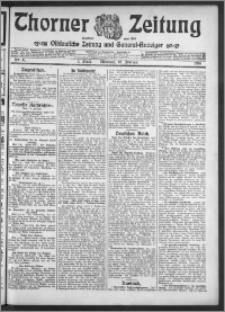 Thorner Zeitung 1914, Nr. 41 1 Blatt