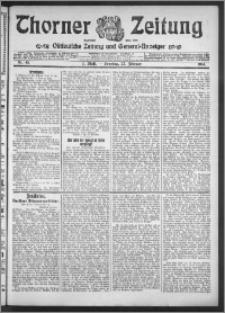 Thorner Zeitung 1914, Nr. 45 3 Blatt