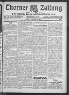 Thorner Zeitung 1914, Nr. 83 2 Blatt