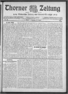 Thorner Zeitung 1914, Nr. 86 2 Blatt