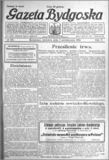 Gazeta Bydgoska 1926.10.03 R.5 nr 228