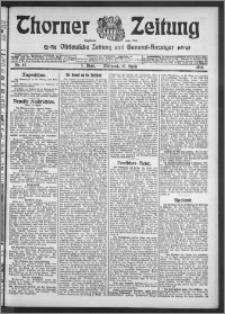 Thorner Zeitung 1914, Nr. 87 1 Blatt