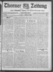 Thorner Zeitung 1914, Nr. 89 2 Blatt