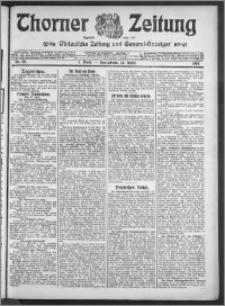 Thorner Zeitung 1914, Nr. 90 1 Blatt