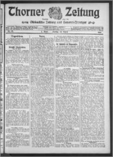 Thorner Zeitung 1914, Nr. 95 1 Blatt