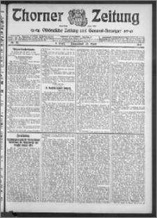 Thorner Zeitung 1914, Nr. 96 2 Blatt