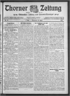 Thorner Zeitung 1914, Nr. 99 1 Blatt