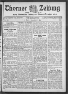 Thorner Zeitung 1914, Nr. 101 2 Blatt