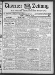 Thorner Zeitung 1914, Nr. 112 1 Blatt