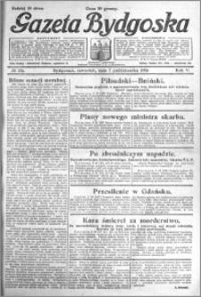 Gazeta Bydgoska 1926.10.07 R.5 nr 231