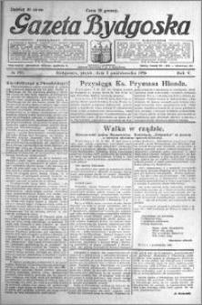 Gazeta Bydgoska 1926.10.08 R.5 nr 232