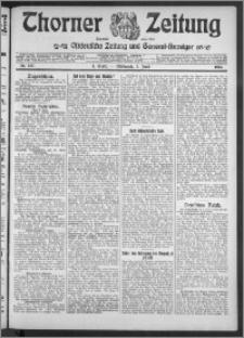 Thorner Zeitung 1914, Nr. 127 1 Blatt