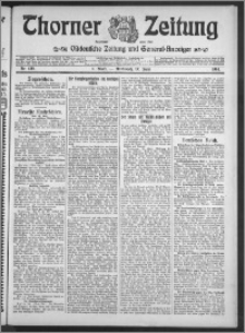 Thorner Zeitung 1914, Nr. 139 1 Blatt