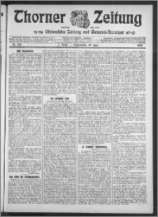 Thorner Zeitung 1914, Nr. 142 2 Blatt
