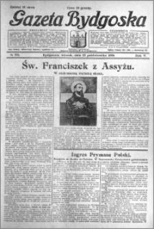 Gazeta Bydgoska 1926.10.12 R.5 nr 235