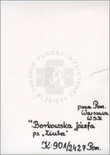 Borkowska Józefa